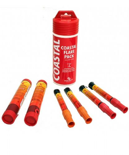 Marine Flare Packs and LED Safety Flares
